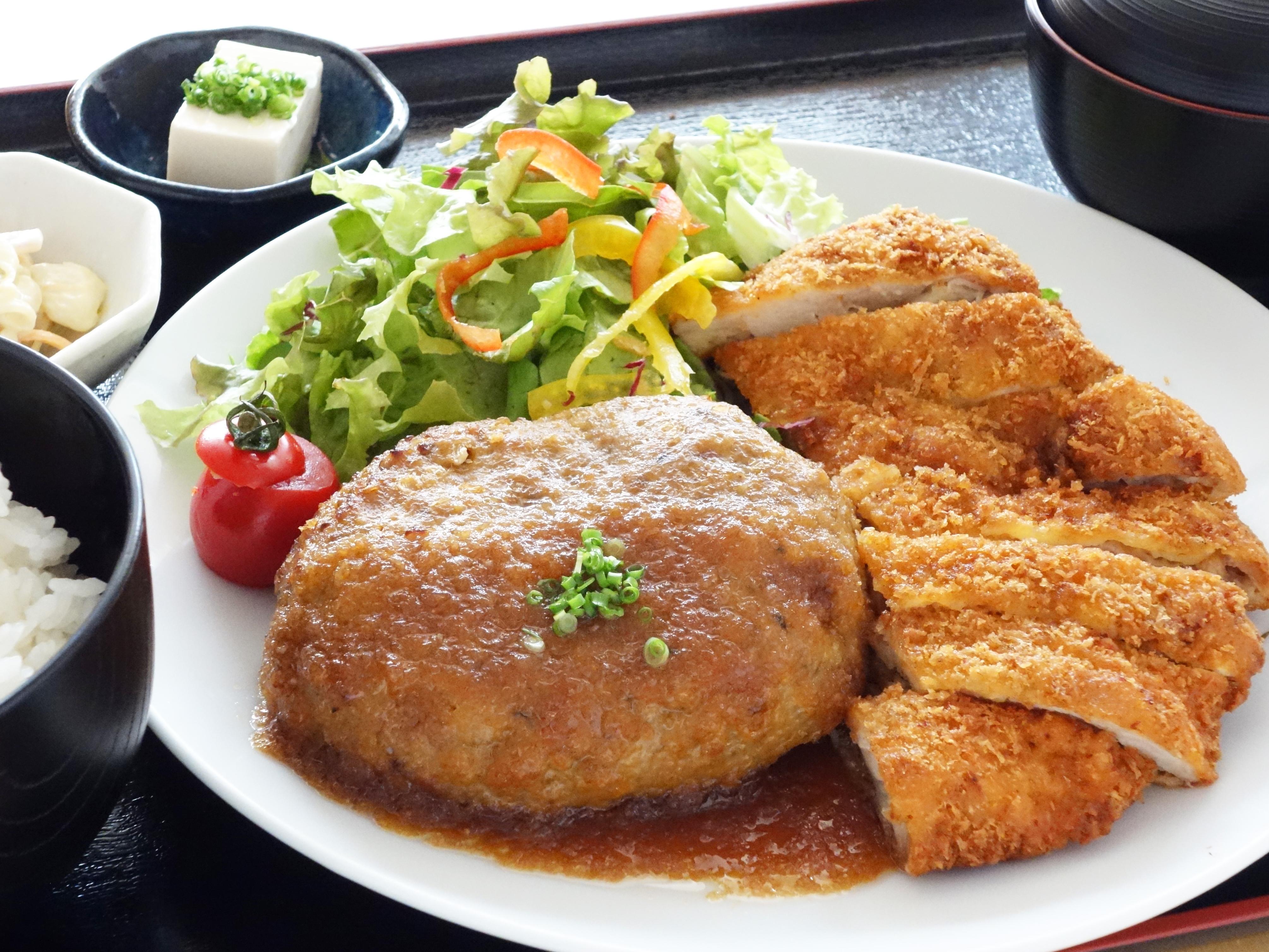 お店で食べる_肉食堂よかよか桜町店